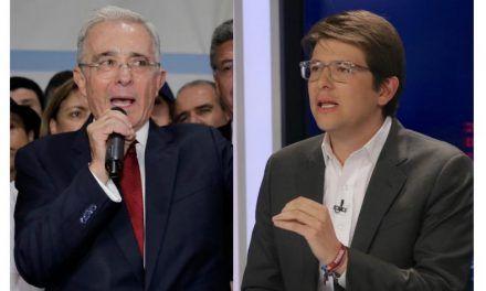 Miguel Uribe, candidato del CD para el Senado en el 2022