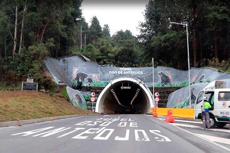Túnel de La Línea será abierta este jueves 28 de enero