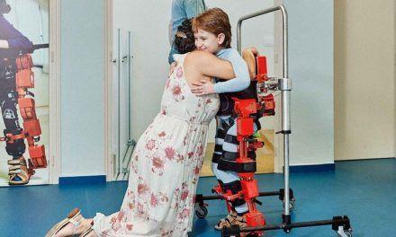 Así funciona el ATLAS 2030, el primer exoesqueleto infantil del mundo