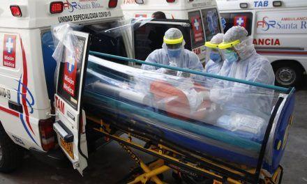 A 50 mil muertes por Covid se reportan en Colombia