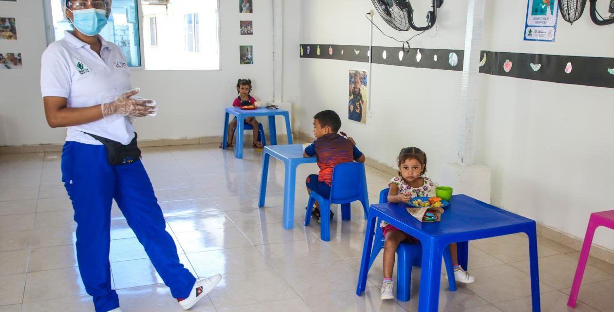 Centros de Desarrollo Infantil abrirán sus puertas en alternancia