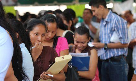 Ser mujer y joven sinónimo de desempleo