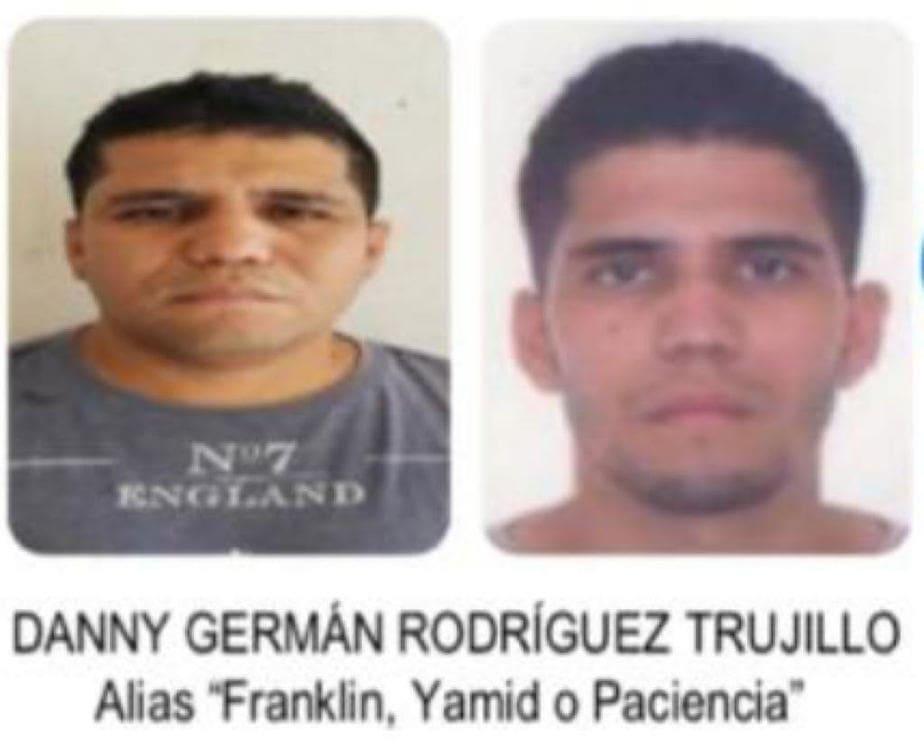 """Con el alias de """"Paciencia"""" es conocido Danny Germán Rodríguez Trujillo, uno de los principales objetivos del Ejército en el Huila."""