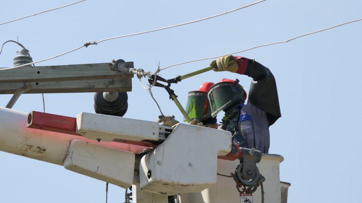 El servicio de energía eléctrica lidera el ránking del mayo número de quejas por parte de los usuarios.