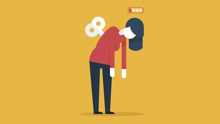 El cansancio y la pérdida de energía forman parte de un conjunto de sensaciones que ponen en evidencia el desgaste que sufre la mente y el cuerpo (Shutterstock).