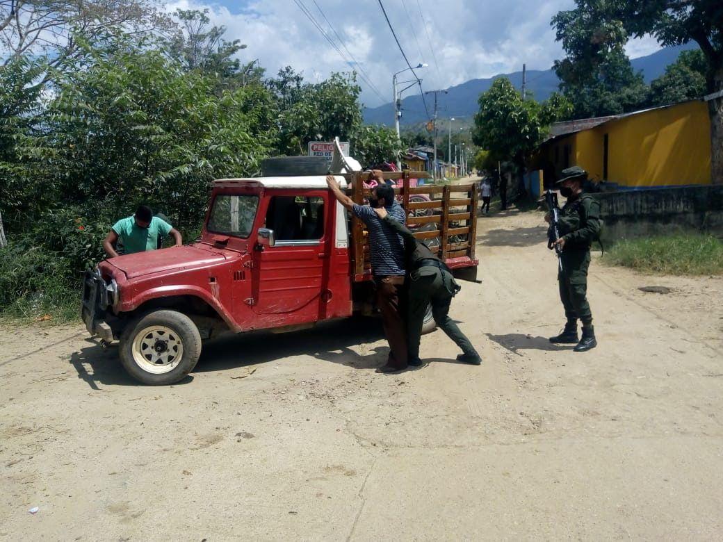 Coronel Bautista, comandante de la Novena Brigada, manifestó que estos crímenes se deben a la violencia que durante décadas ha azotado al municipio.