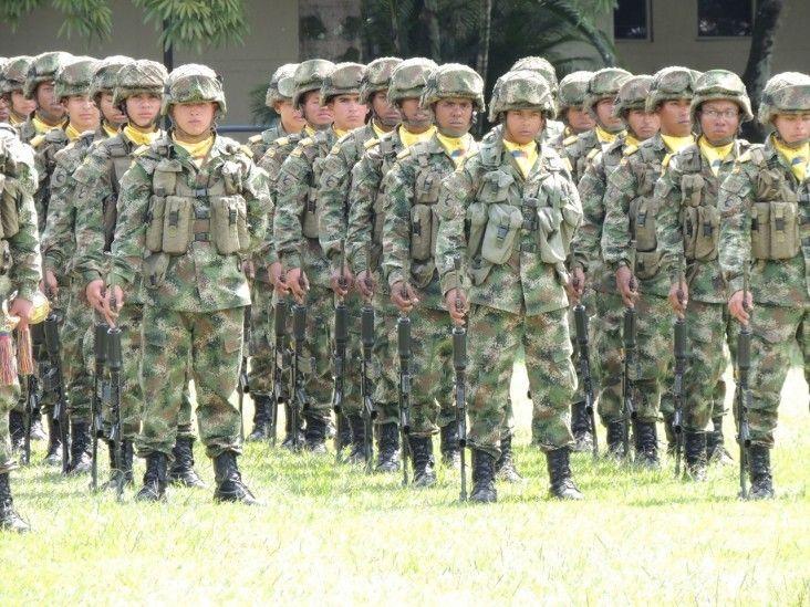 Abiertas las convocatorias para prestar servicio militar