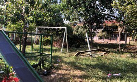 Consumidores de drogas se tomaron los parques de Villa Cecilia