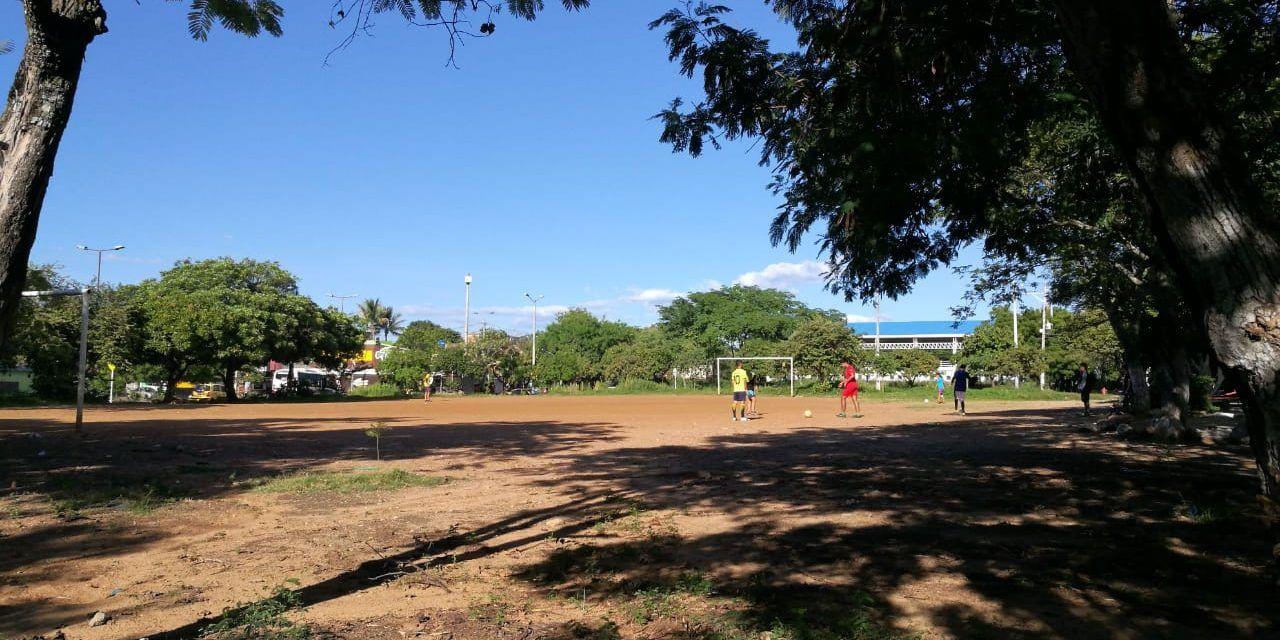 Víctor Félix, un barrio sin parques