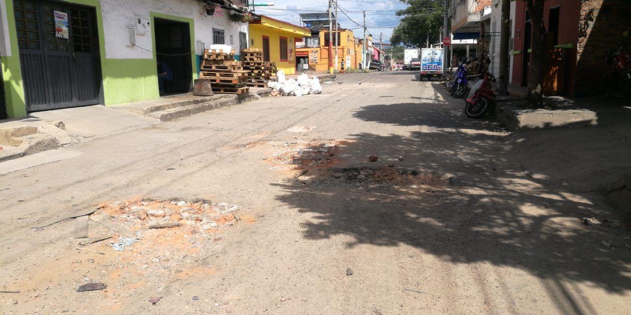 San Pedro, el barrio de nadie