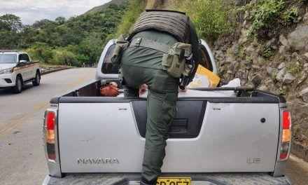 Durante el fin de semana fueron capturadas 26 personas en el Huila