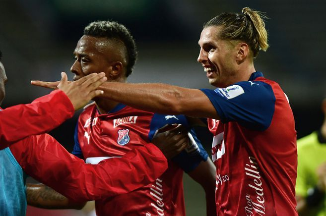 Junior derrotó a Medellín en la fecha 1 de la Liga BetPlay