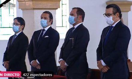 Fuerzas Militares le dieron el último adiós a Carlos Holmes Trujillo