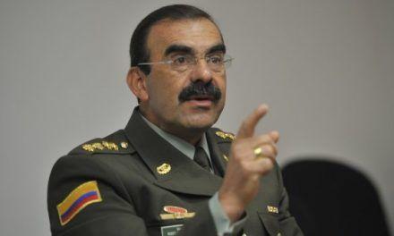 General (r) Palomino, destituido e inhabilitado por 13 años