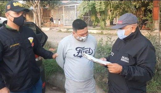 En Neiva, fue capturado alias 'Negro Acacio', uno de los más buscados