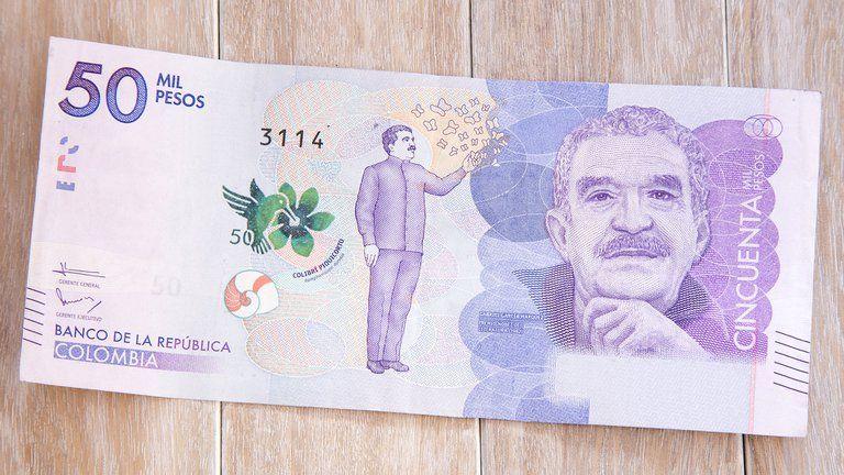 Peso colombiano es el menos fuerte entre 31 monedas