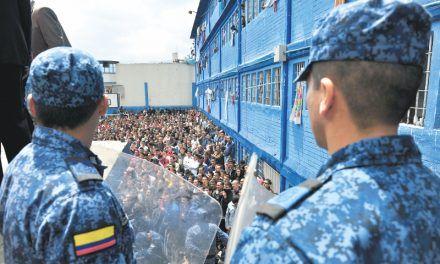 Suspenden visitas a las cárceles del país hasta el próximo 21 de enero