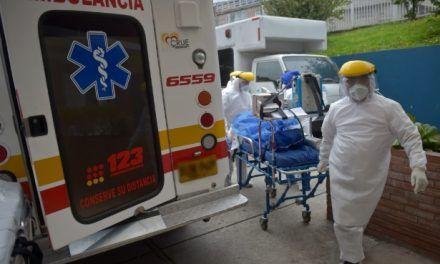 Colombia se acerca a las 50 mil muertes por Covid-19
