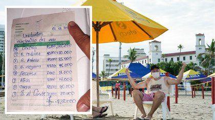 Denuncian excesivos cobros a turistas en Cartagena