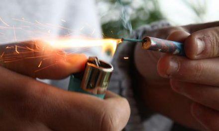 Huila reporta nuevo caso de lesión por uso de pólvora