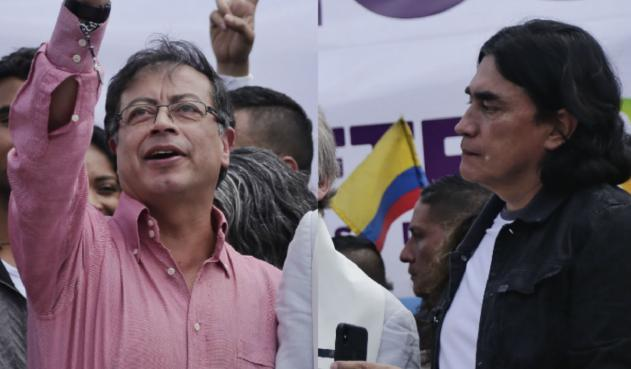 """""""Juro que Petro entregará el poder en 2026"""": Gustavo Bolívar"""