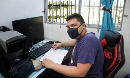 Alejandro, el joven que sacó el puntaje perfecto en el ICFES