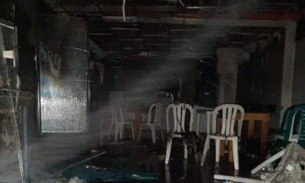 Dueño se negó a vender cerveza por ley seca y le quemaron el local