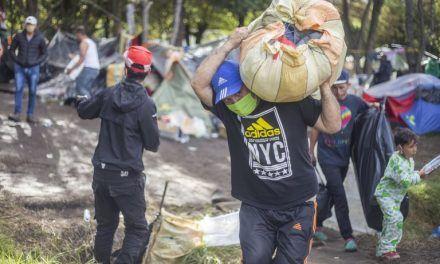 ONU alertó por la situación de los migrantes venezolanos en la frontera entre Bolivia y Chile