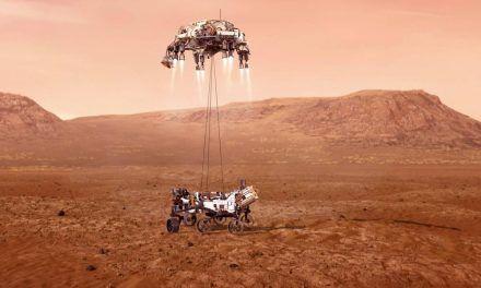 Con el aterrizaje de Perseverance en Marte inicia la búsqueda de vida anterior