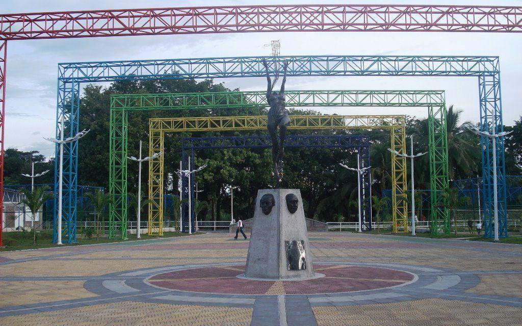 'En el olvido' el Parque Caracolí