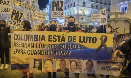 El 53% de los asesinatos de defensores de derechos en 2020 ocurrieron en Colombia