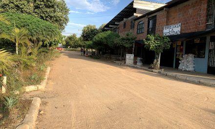 Sin vías pavimentadas se encuentra el barrio La Trinidad