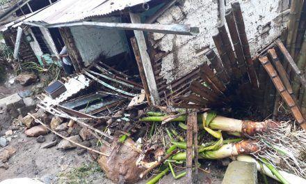 Fuertes lluvias causaron «estragos» en Tarqui y La Plata