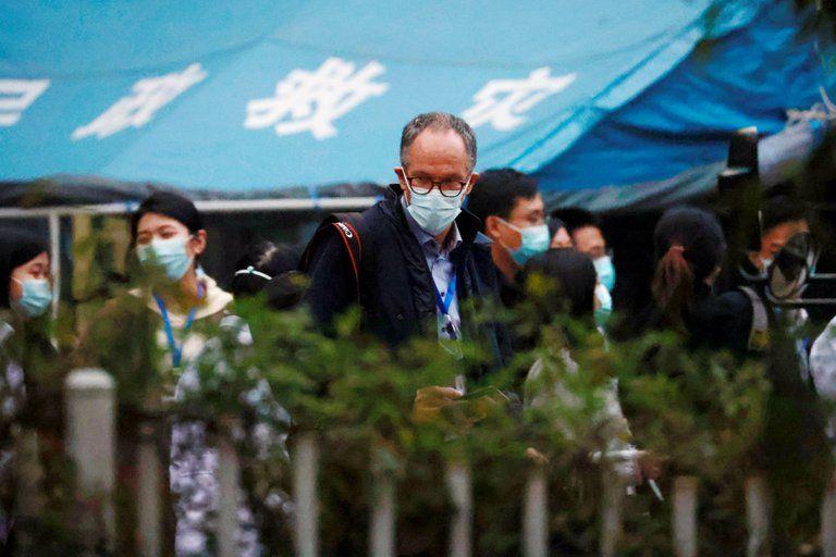 """OMS advierte que China """"hizo poco"""" para investigar el origen del covid"""
