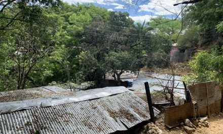 Asentamiento Brisas Bajas en la lucha por reubicación