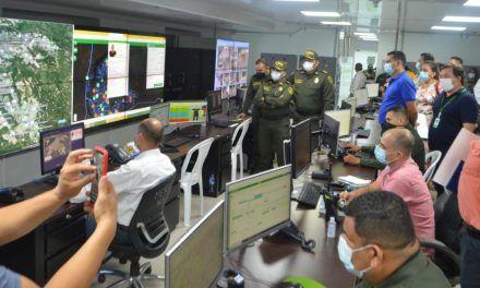 Policía presentó su plan de trabajo y estrategias para el mantenimiento de la seguridad en Neiva