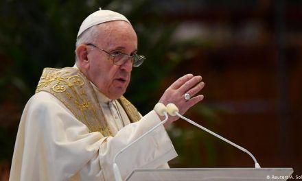 Papa Francisco alienta a anunciar el Evangelio con esperanza