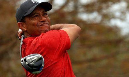 El golfista estadounidense Tiger Woods, fue hospitalizado tras sufrir grave accidente