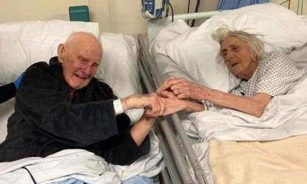 Pareja con más de 70 años de casados muere a causa de Covid