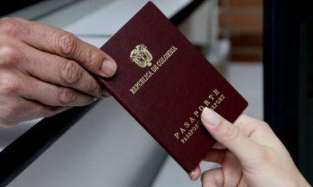 Esta es la nueva tarifa del pasaporte colombiano