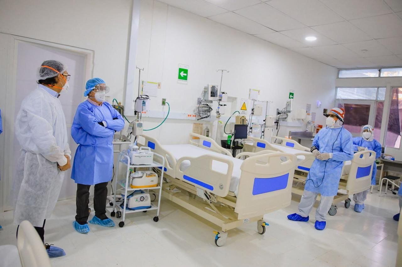 El personal médico de la ciudad de Neiva, sería el primero en recibir el antídoto.