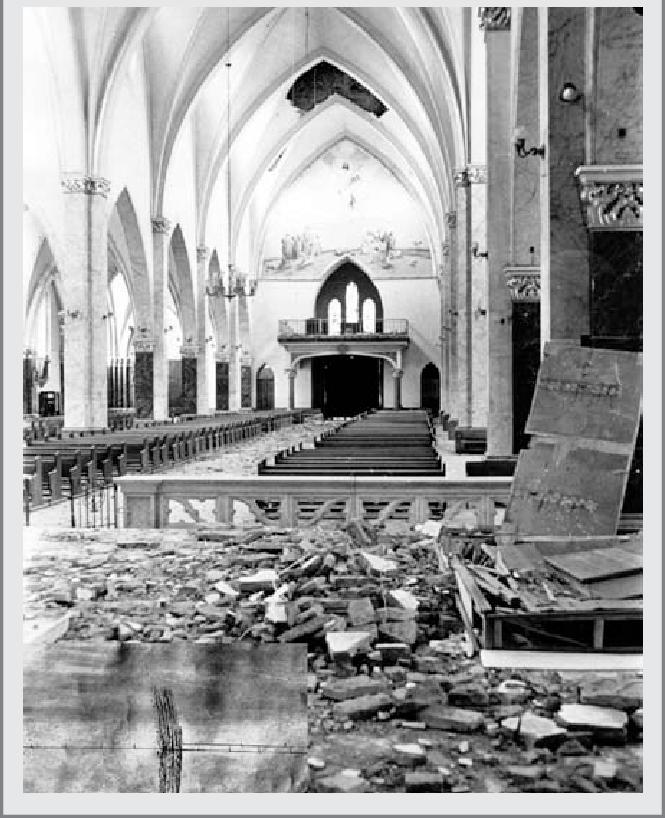 El 9 de febrero de 1967 a la 10:24 de la mañana un violento sismo de magnitud 7.2 sacudió a Colombia.