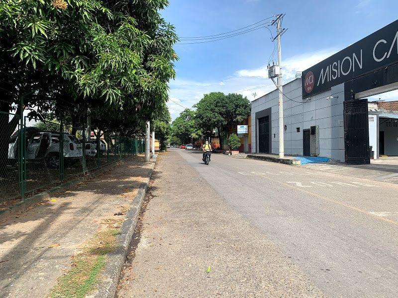 San Vicente de Paúl es de los pocos sectores que goza con una malla vial en buen estado.