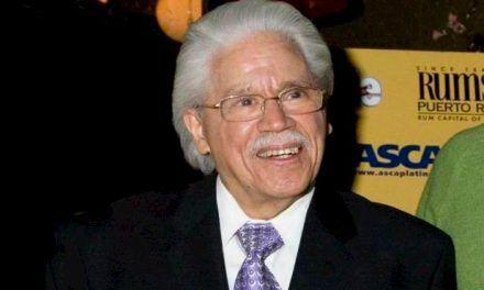 Falleció Johnny Pacheco, uno de los creadores de la Fania y forjador de la salsa