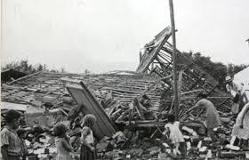 Hoy se cumplen 54 años del violento sismo de magnitud 7.2 y profundidad superficial, que se registró en el departamento del Huila.