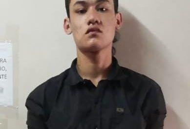 Fue capturado en flagrancia por el delito de fuga de presos