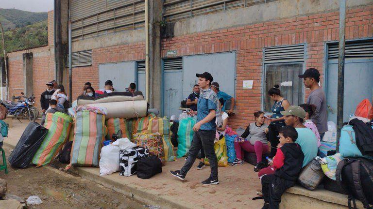 La ONU alerta que, del total de emergencias presentadas en diciembre, solo el 73% de las personas afectadas en las tres categorías recibieron atención de las autoridades.