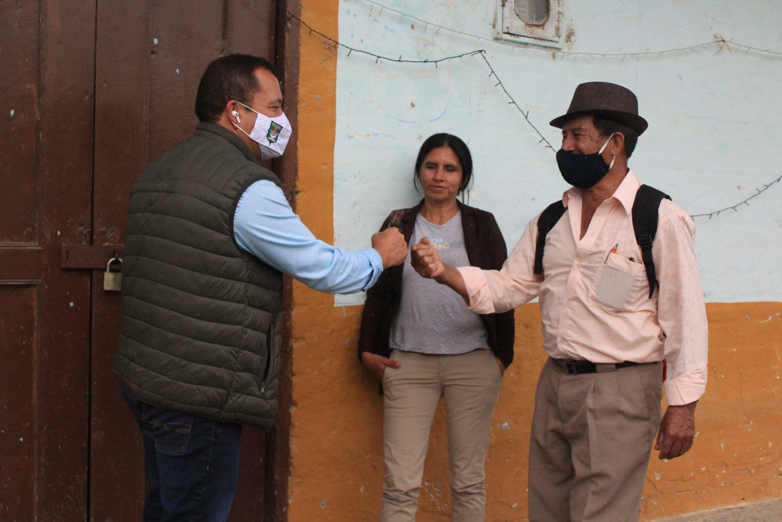 """""""Pitalito iniciará su proceso de vacunación en el mes de marzo donde tenemos el objetivo de llegar a más de 65.900 personas""""."""
