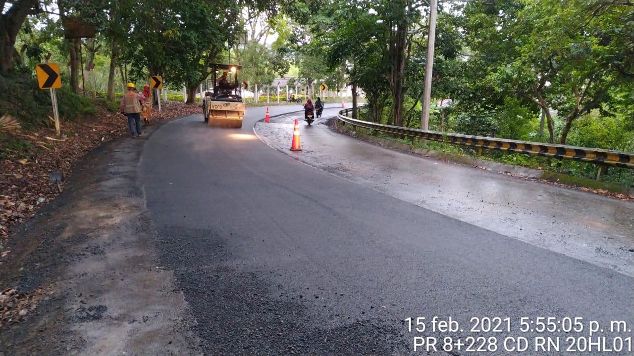 Además, dieron a conocer que ya iniciaron las obras en algunos tramos de este importante corredor vial.