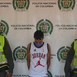 Hombre capturado por porte ilegal de armas de fuego
